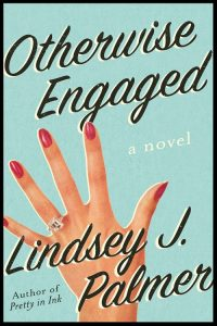 "Otherwise Engaged by Lindsey Palmer is the June 2019 featured book giveaway on Julie Valerie's website during her ""All Summer Long - Book Reads Giveaway"""