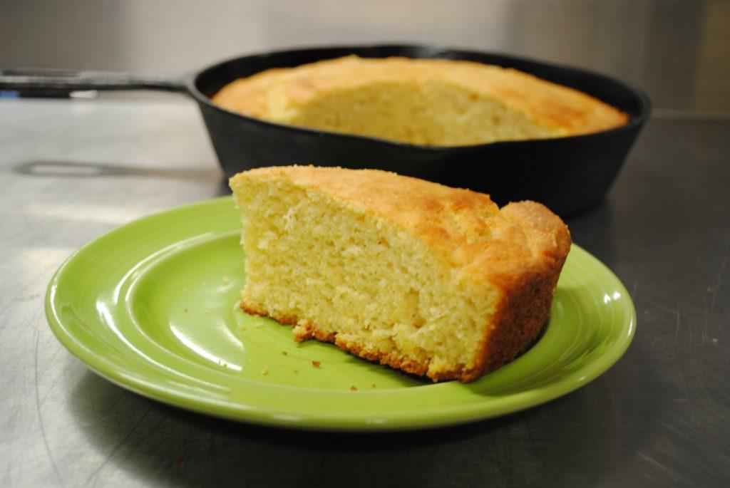 Andy's Favorite Cornbread Recipe: Skillet-baked Cornbread