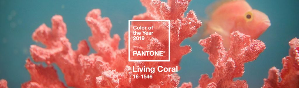 Hottest Summer Color for 2019? Pantone's Living Coral